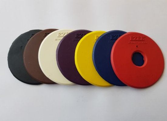 Ezee Rubber Bit Guards - Various Colours!