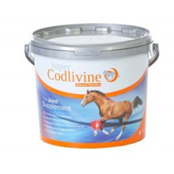 Codlivine Joint Supplement tub 2.5kg