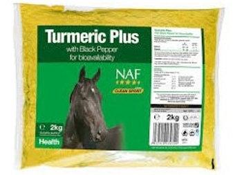 NAF Tumeric Plus 2kg