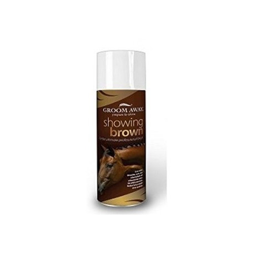 Groom Away Showing Spray 400ml