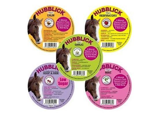 Hubbilick MINI 1KG -Low Sugar!