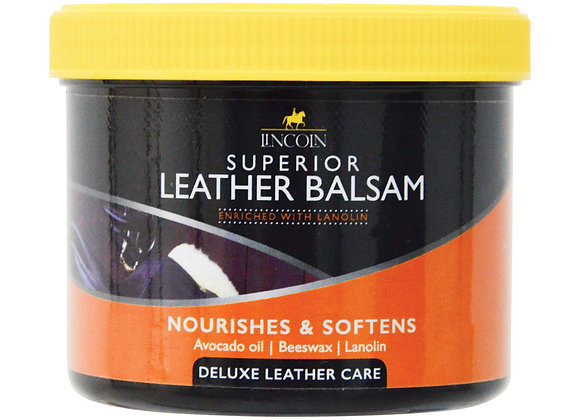 Lincoln Superior Leather Balsam