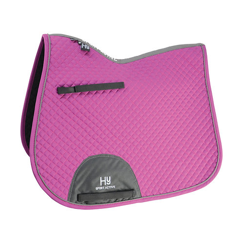 HY WITHER Sport active GP Saddle Pad