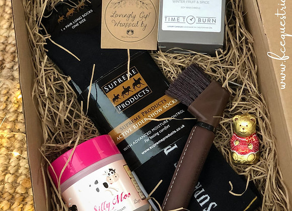 """""""Rider who has everything"""" Gift Hamper Option 2"""