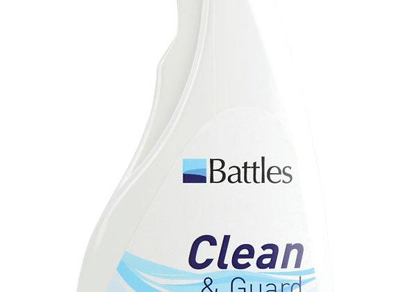 Battles Clean & Guard