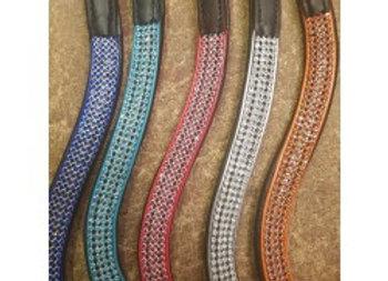 4 Row Drop Wave Browband