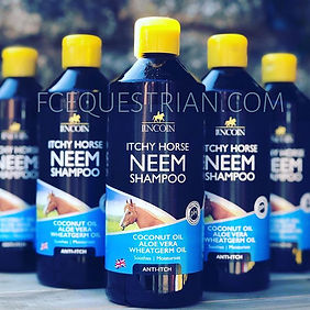 """NEW ARRIVAL for FCE! - """"Itchy Horse Neem"""
