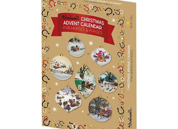THELWELL Equine Advent Calendar