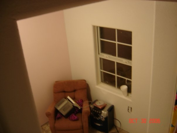 Facebook - downstairs now has a mini living room.jpg