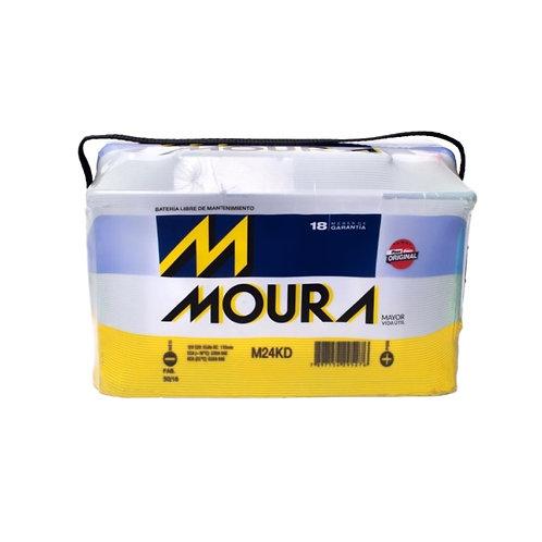 Batería M 24KD 12X75 - MOURA