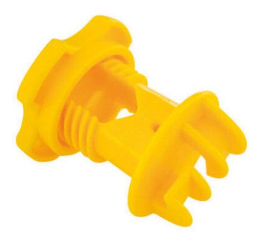 Aislador Plástico Regulable Nro 2 Hilo Eléctrico (25 U)