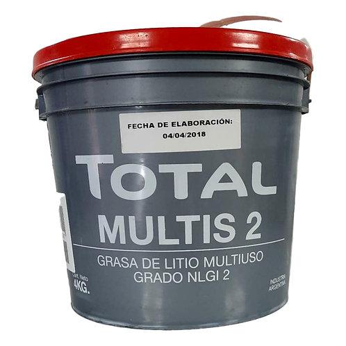 Grasa 4 kg - TOTAL