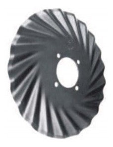 Cuchillas Turbo 17 Pulgadas / 4 Mm Ingersoll - Juri / Apache