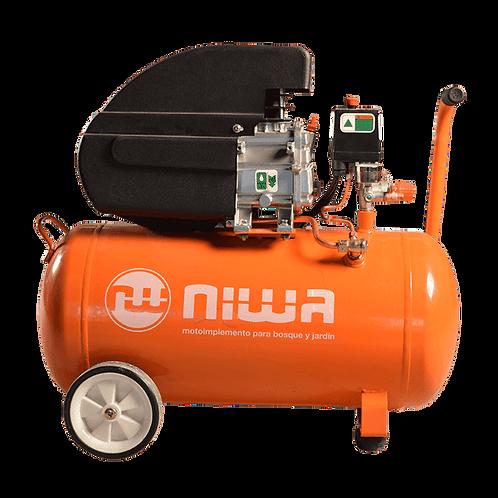 Compresor Alta Recuperación 2.5 HP / 50 Lts - NIWA