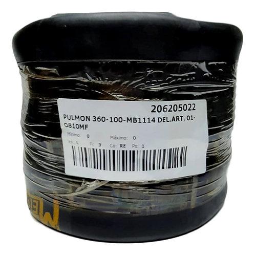 Pulmón 360-100-MB 1114 DEL.ART. 01-0810MF - METALFOR