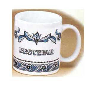 Scandinavian Mug - Grandfather - Norwegian