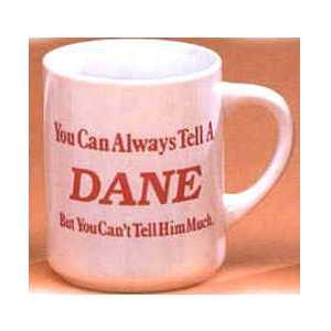 Scandinavian Mug - Tell..Dane