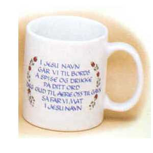 Scandinavian Mug - Norwegain Prayer
