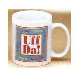 Scandinavian Mug - Uff da