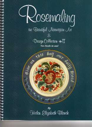Rosemaling: Beautiful Norwegian Art & Design Collection II