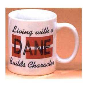 Scandinavian Mug - Living w/Dane