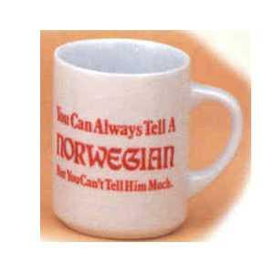 Scandinavian Mug - Tell..Norwegian