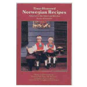 Cook Book - Time Honored Norwegian Recipes