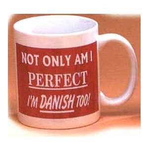 Scandinavian Mug - Perfect & Danish