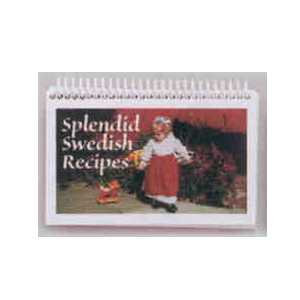 Mini-Cookbook - Splendid Swedish Recipes