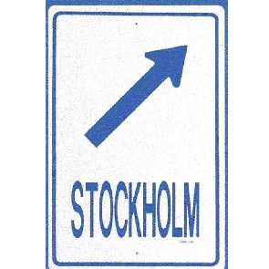 Parking Signs - Arrow