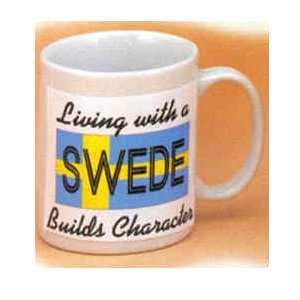 Scandinavian Mug - Living w/Swede
