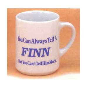 Scandinavian Mug - Tell..Finn