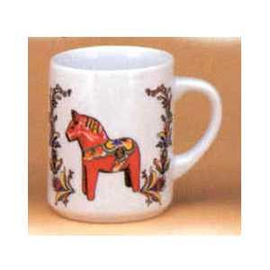 Scandinavian Mug - Dala/Kurbitz
