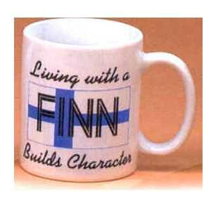 Scandinavian Mug - Living w/Finn