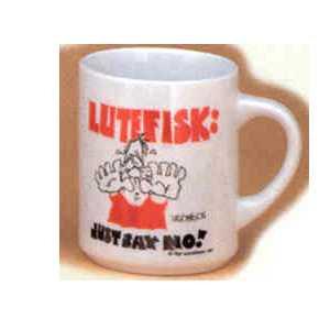 Scandinavian Mug - Lutefisk- NO