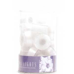 Tealights - Tubes - Unscented