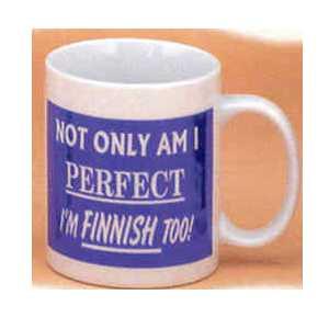 Scandinavian Mug - Perfect & Finn