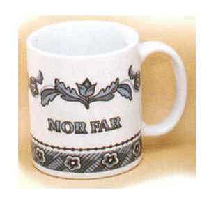 Scandinavian Mug - Mother's Dad