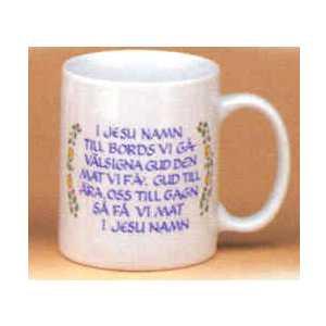 Scandinavian Mug - Swedish Prayer