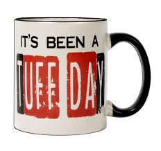 Scandinavian Mug - T-Uff da-y
