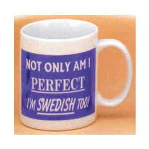 Scandinavian Mug - Perfect & Swedish