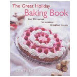 Cook Book - The Great Holiday Baking Book