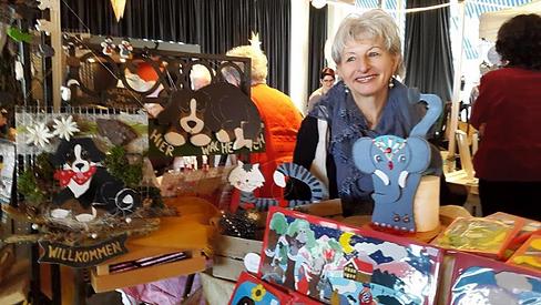 Kunsthandmärkte, Elisabeth Preisig