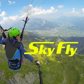 SKY-FLY Webseite