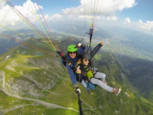 Sky-Fly.ch dein Tandemflug Anbieter