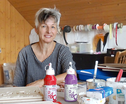 Elisabeth Preisig, Holzarbeiten