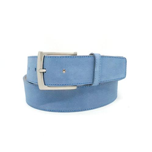 Casual - Velour  - Bleu ciel