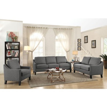 Zapata Gray Sofa & Loveseat