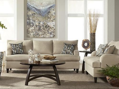 Image Lambskin Sofa & Loveseat