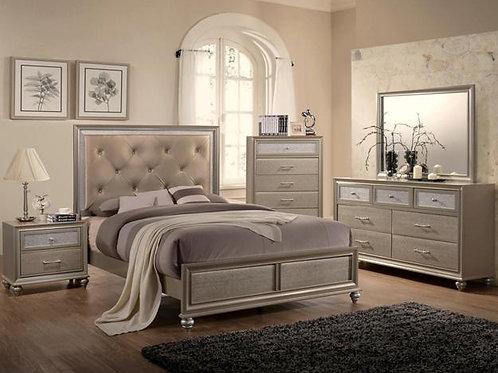 Lila Bedroom Set Queen
